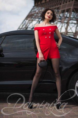 "Daminika: Fashion-комбинезон с шортами ""Кэри"" 51603 К - главное фото"