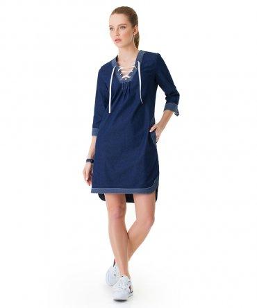 VOKARI. Платье. Артикул: 1801 (plus size)