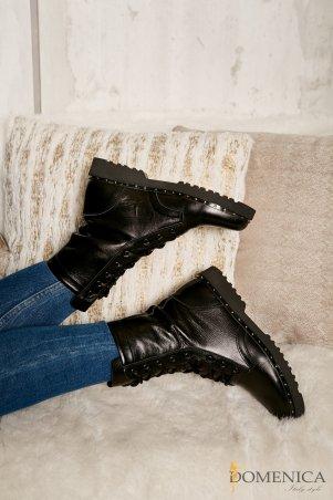 Domenica. Высокие ботинки на шнуровке. Артикул: А 119