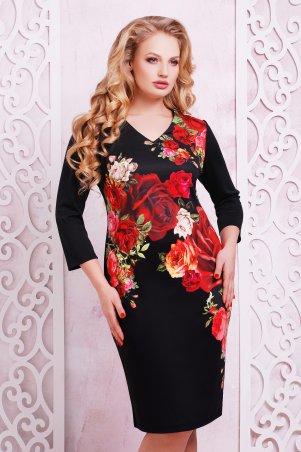 Glem: Платье Розы  Калоя-2Б КД  д/р - главное фото