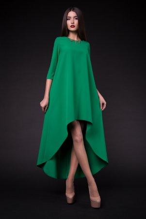 Cocoon. Платье. Артикул: Elia-green