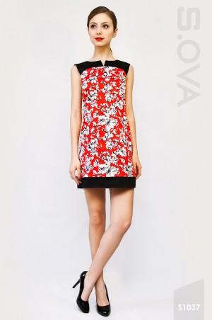 S.OVA: Платье S1037 - главное фото