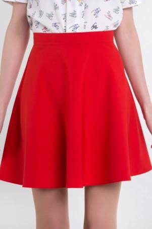 Cocoon: Мини юбка Melanie mini - Red - главное фото