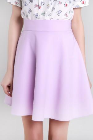 Cocoon: Мини юбка Melanie mini - Lavender - главное фото