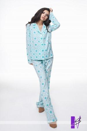 New Style. Пижама. Артикул: 987_ментол