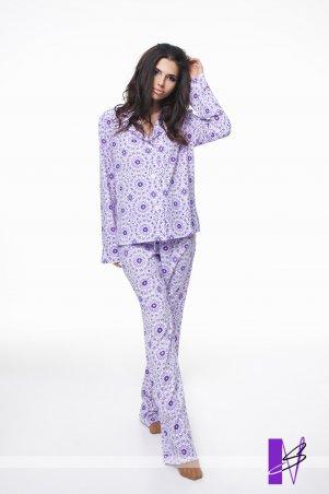 New Style. Пижама. Артикул: 987_фиолет