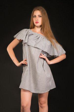 Modna Anka. Платье Equi серый. Артикул: 212870