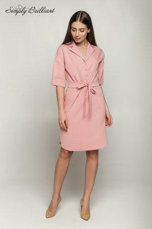 Simply brilliant: Платье-рубашка Алекса01 - главное фото