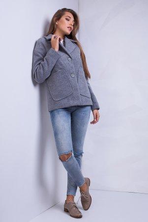 Stimma. Женское пальто утепленное  Оникс. Артикул: 14632