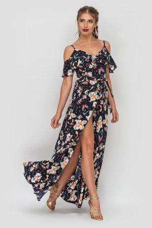 "TessDress. Платье летнее в пол ""Фёкла"". Артикул: 1600"