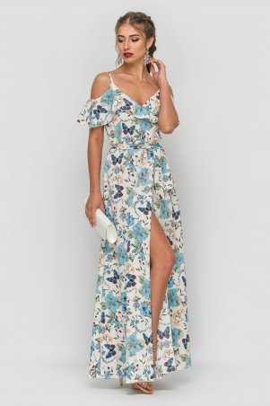 "TessDress. Платье летнее в пол ""Фёкла"". Артикул: 1559"