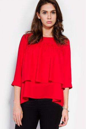 "Cardo. Блуза ""PERI"" красный. Артикул: CRD1702-0011"