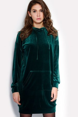 "Cardo. Платье ""VIRTU"" зеленый. Артикул: CRD1704-0152"