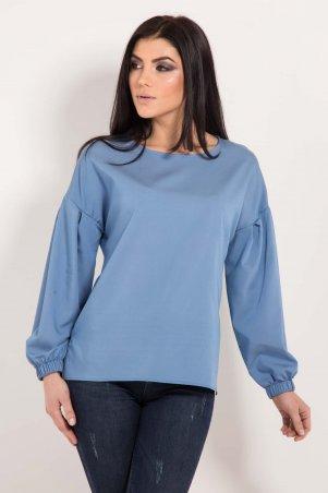 Bessa. Блуза с рукавами фонариками. Артикул: 2435