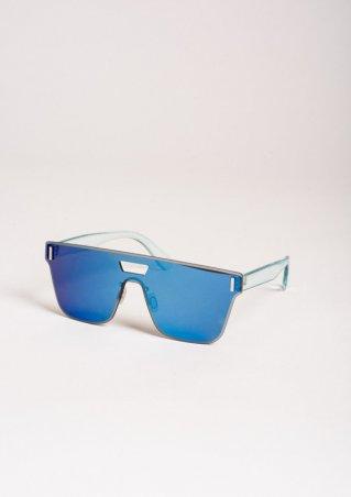 ISSA PLUS. Солнцезащитные очки. Артикул: O-69_голубой