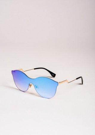 ISSA PLUS. Солнцезащитные очки. Артикул: O-64_голубой