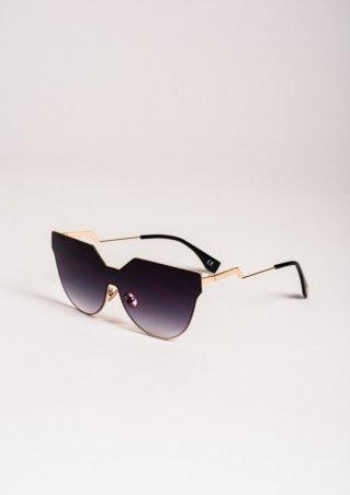 ISSA PLUS. Солнцезащитные очки. Артикул: O-63_черный