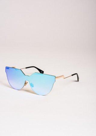 ISSA PLUS. Солнцезащитные очки. Артикул: O-63_голуб