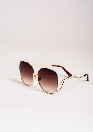 ISSA PLUS. Солнцезащитные очки. Артикул: O-60_черный