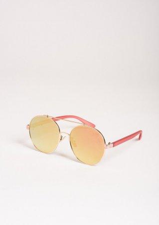 ISSA PLUS. Солнцезащитные очки. Артикул: O-57_розовый