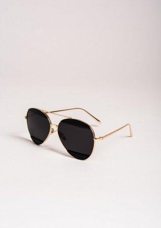 ISSA PLUS. Солнцезащитные очки. Артикул: O-56_черный