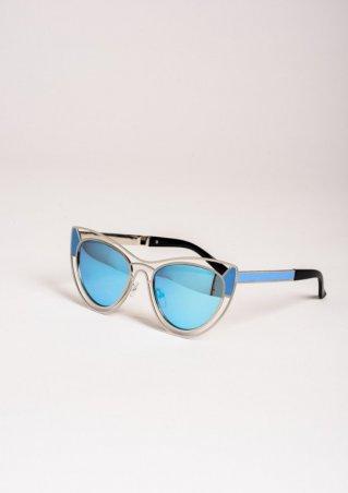 ISSA PLUS. Солнцезащитные очки. Артикул: O-55_черный