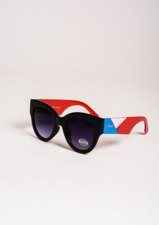 ISSA PLUS. Солнцезащитные очки. Артикул: O-48_красный