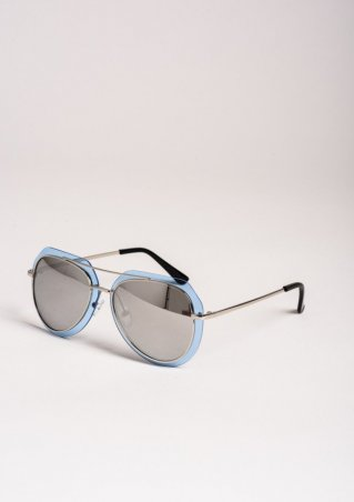 ISSA PLUS. Солнцезащитные очки. Артикул: O-46_серый