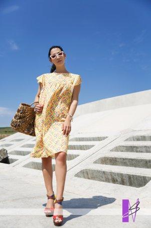 New Style. Платье. Артикул: 1280_желтый
