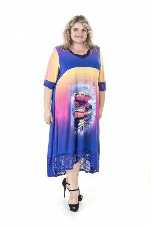 BigFashionStyle. Платье Причал. Артикул: 458П1