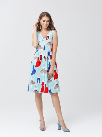 Evercode. Платье. Артикул: 2164