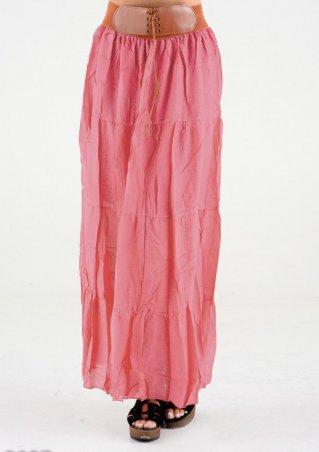 ISSA PLUS: Юбки 5857_розовый - главное фото