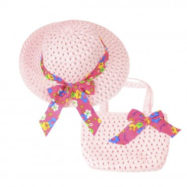 Cherya Group. Шляпа детская. Артикул: 22017-3 розовый