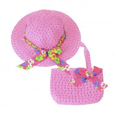 Cherya Group. Шляпа детская. Артикул: 22017-3 малиновый