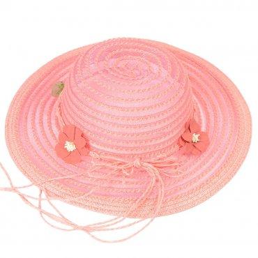 Cherya Group. Шляпа. Артикул: 22017-14 розовый