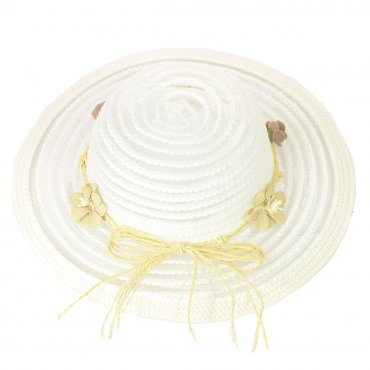 Cherya Group. Шляпа. Артикул: 22017-14 белый