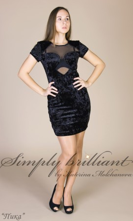 Simply brilliant: Платье Пика - главное фото