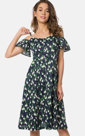 MR520. Платье. Артикул: MR 229 2564 0218 Dark Blue