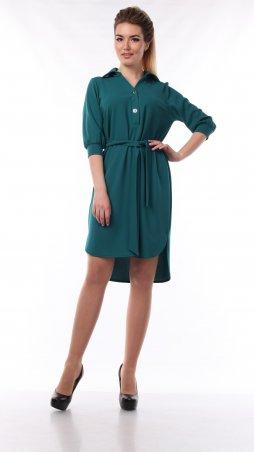 Alpama. Платье зеленое. Артикул: SO-13419-GRN