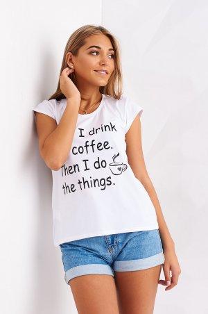 Stimma. Женская футболка Глория 2170. Артикул: 2011-2