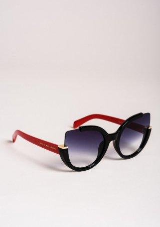 ISSA PLUS. Солнцезащитные очки. Артикул: O-68_черный
