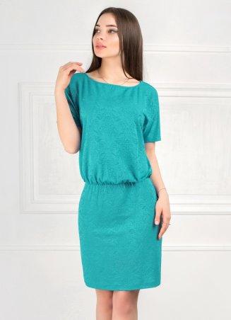 V&V. Платье 2080 бирюза. Артикул: 2080.80