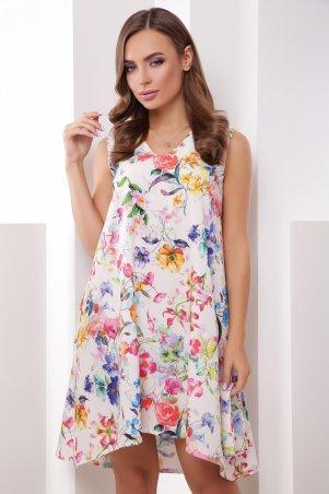 MarSe: Платье 1785 бежевый - главное фото
