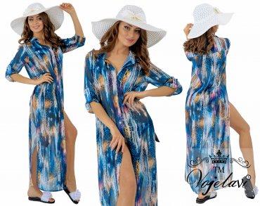 Vojelavi. Пляжная рубашка (можно носить с шортами, бриджами, лосинами). Артикул: 580.1