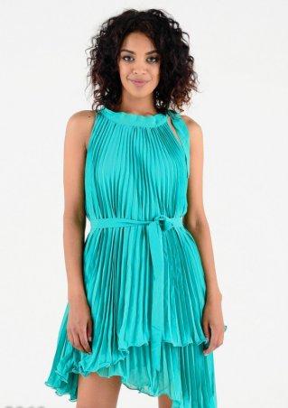 ISSA PLUS: Платья 5869_бирюзовый - главное фото