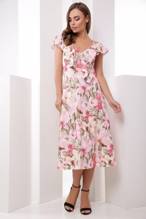 MarSe. Платье. Артикул: 1788 розовый