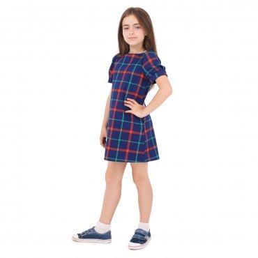 Timbo. Платье Ella с пуговицами, карманы. Артикул: P034003