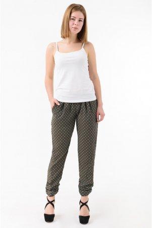 Caramella. Летние женские брюки батал. Артикул: CR-10147-7