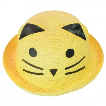 Cherya Group. Шляпа детская. Артикул: 152017-2 желтый