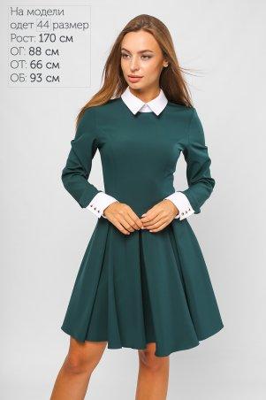 LiPar. Платье. Артикул: 3280 Зелёный